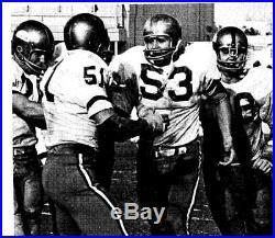 1967 Miami Hurricanes Suspension Football Helmet