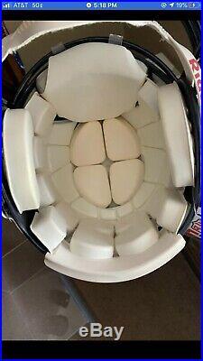 Clinton Portis Denver Broncos Fullsize Authentic Helmet