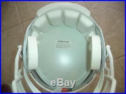 Frank Gore #3 Miami Hurricanes Signed Full Size Replica Helmet Jsa S53430