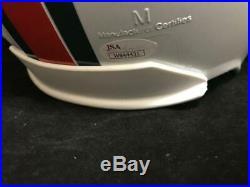 Jim Kelly Miami Hurricanes Signed Autographed Full Size Fs Helmet Jsa Coa