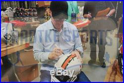 Jim Kelly Signed Miami Hurricanes Schutt Full Size White NCAA Helmet