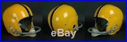 MIAMI HURRICANES 1955-1956 Vintage Riddell RK Suspension Football Helmet
