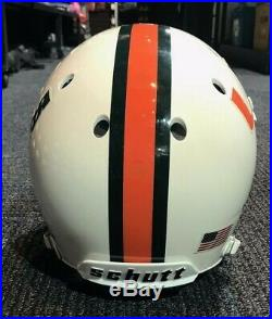Miami Hurricanes Authentic Football Helmet