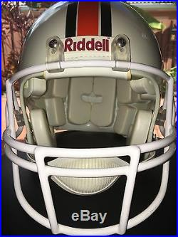 Miami Hurricanes Authentic GAMEDAY Football Helmet
