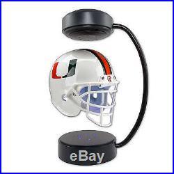 Miami Hurricanes Hover Helmet Football Sports Home Office Bedroom LED Light NEW