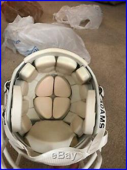 Miami Hurricanes Proline Helmet