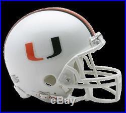 Miami Hurricanes Santana Moss Signed Mini Helmet Pre-Sale/Send-Out