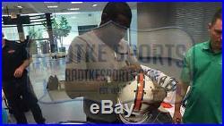 Michael Irvin Autographed/Signed Miami Hurricanes Schutt Full Size NCAA Helmet