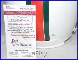 Michael Irvin Signed Miami Hurricanes Full Size Authentic Proline Helmet Jsa