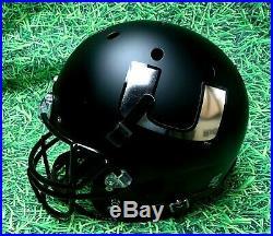 Ray Lewis Autographed Miami Hurricanes Fs Schutt Helmet Beckett New Sig