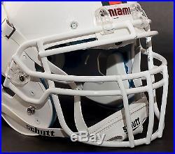 Schutt ROPO-DW Football Helmet Facemask MIAMI HURRICANES