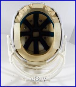 University of Miami Hurricanes # Game Used White Helmet DP03268